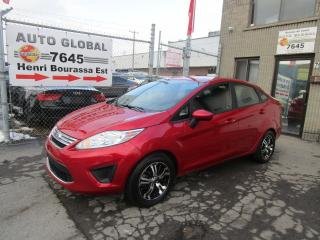 Used 2012 Ford Fiesta Berline SE 4 portes Mags for sale in Montréal, QC