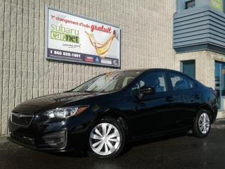 Used 2017 Subaru Impreza Convenience*55$/sem*camera*bluetooth*awd for sale in Richelieu, QC