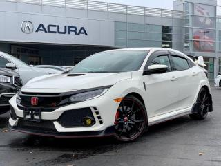 Used 2018 Honda Civic Type R TYPE-R | 6SPD | RARE | BUCKETSEATS | TINT | LOWKMS for sale in Burlington, ON