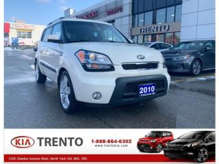 Used 2010 Kia Soul 4U |Low Km|Sunroof|18