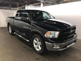 Used 2012 RAM 1500 4WD Quad Cab for sale in Châteauguay, QC
