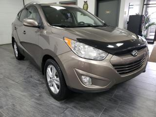 Used 2012 Hyundai Tucson GLS AWD for sale in Châteauguay, QC