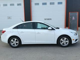 Used 2014 Chevrolet Cruze LT for sale in Jarvis, ON