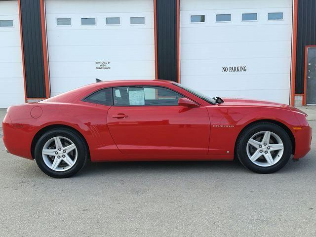 2010 Chevrolet Camaro LT Coupe
