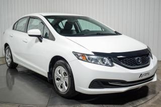 Used 2015 Honda Civic LX A/C CAMERA DE RECUL for sale in St-Hubert, QC