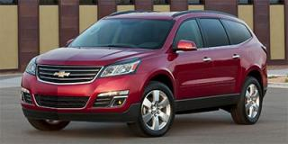 Used 2017 Chevrolet Traverse LT for sale in Scarborough, ON