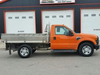 Used 2009 Ford F-350 Super Duty Reg. Cab for sale in Jarvis, ON