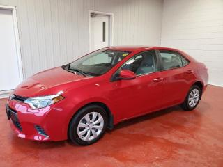 Used 2016 Toyota Corolla LE for sale in Pembroke, ON