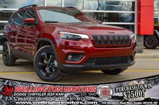 New 2020 Jeep Cherokee Altitude for sale in Guelph, ON