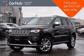 New 2020 Jeep Grand Cherokee New Summit HK Sound WiFi Panoramic Sunroof AdaptiveCruise 4X4 HeatSts+ for sale in Thornhill, ON