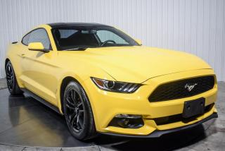 Used 2016 Ford Mustang ECOBOOST MANUEL MAGS for sale in St-Hubert, QC