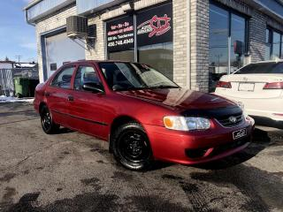 Used 2002 Toyota Corolla 4DR SDN CE AUTO for sale in Longueuil, QC