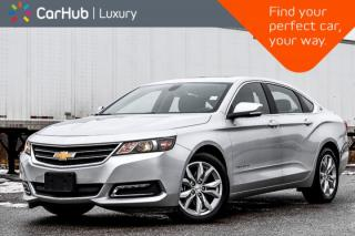 Used 2019 Chevrolet Impala LT|Backup.Cam|Sat.Radio|Heat.Frnt.Seats|KeyLess|Heat.Steer.Wheel| for sale in Thornhill, ON