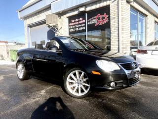 Used 2008 Volkswagen Eos 2dr Conv DSG Trendline LUXURY for sale in Longueuil, QC