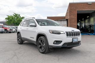 Used 2020 Jeep Cherokee North 4X4/SAFETYTEC GROUP/FULL SUNROOF for sale in Concord, ON
