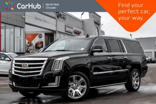 Used 2019 Cadillac Escalade ESV BASE|Sunroof|Entertain.Screens|BOSE.Audio|Adapt.Cruise| for sale in Thornhill, ON