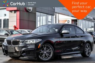 Used 2017 BMW 2 Series M240i xDrive|Sunroof|Nav|Keyless_Go|Bluetooth|Ambient_Light| for sale in Thornhill, ON