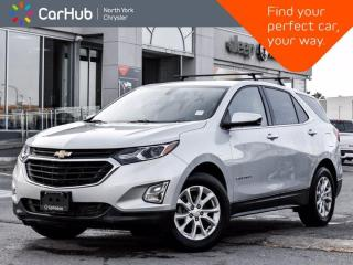 Used 2018 Chevrolet Equinox LT Heated Seats Backup Camera Bluetooth for sale in Thornhill, ON