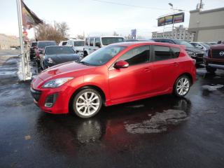 Used 2010 Mazda MAZDA3 Sport 2.5L Toit Bluetooth Cruise for sale in Laval, QC
