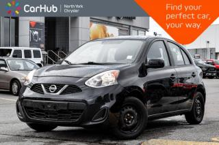 Used 2015 Nissan Micra SV BackupCam Bluetooth HeatMirrors AutoTrans AuxSound Cruise for sale in Thornhill, ON