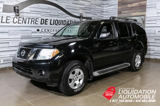 Used 2011 Nissan Pathfinder for sale in Laval, QC