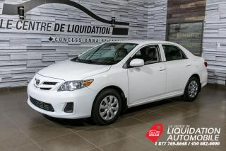 Used 2011 Toyota Corolla for sale in Laval, QC