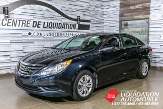 Used 2013 Hyundai Sonata GL for sale in Laval, QC