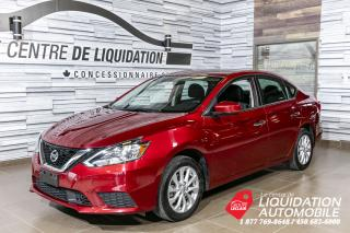 Used 2018 Nissan Sentra SV+TOIT OUV.+BLUETOOTH for sale in Laval, QC