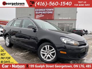 Used 2010 Volkswagen Golf Wagon Comfortline WAGON|ALLOYS|PANO ROOF|HTD SEATS|A/C for sale in Georgetown, ON