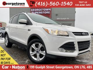Used 2014 Ford Escape SE 4WD | CLEAN CARFAX| BU CAM| BLU TOOTH |PWR GRP for sale in Georgetown, ON