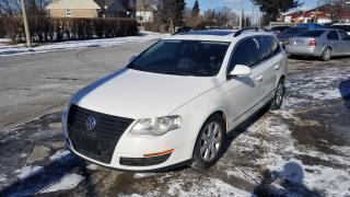 Used 2007 Volkswagen Passat 2.0T Leather, Sunroof, Auto for sale in Mississauga, ON