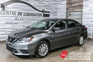 Used 2018 Nissan Sentra SV TOIT for sale in Laval, QC