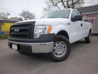 Used 2014 Ford F-150 XL for sale in Oshawa, ON