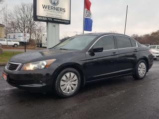 Used 2010 Honda Accord LX for sale in Cambridge, ON