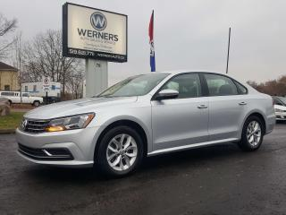 Used 2018 Volkswagen Passat Trendline for sale in Cambridge, ON