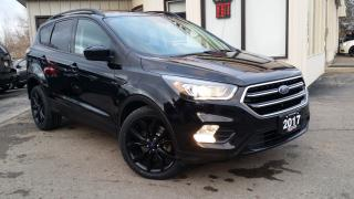 Used 2017 Ford Escape SE 4WD - NAVIGATION! BACK-UP CAM! 2L! ACCIDENT FREE! for sale in Kitchener, ON