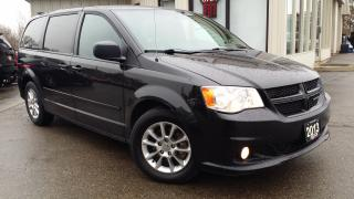 Used 2013 Dodge Grand Caravan R/T - LEATHER! NAV! BACK-UP CAM! DVD! PWR DOORS! for sale in Kitchener, ON