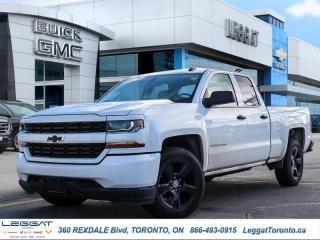 Used 2018 Chevrolet Silverado 1500 Custom  -  Bluetooth for sale in Etobicoke, ON