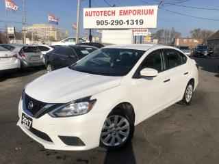 Used 2017 Nissan Sentra SV Backup Camera/Heated Seats/Bluetooth&GPS* for sale in Mississauga, ON