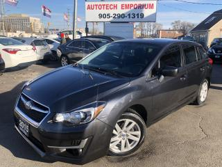 Used 2015 Subaru Impreza AWD Touring Alloys/Bluetooth/Htd Seats for sale in Mississauga, ON
