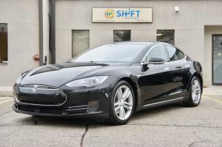 Used 2015 Tesla Model S 70D AUTOPILOT, CARFAX CLEAN, NEW TIRES AND BRAKES for sale in Burlington, ON