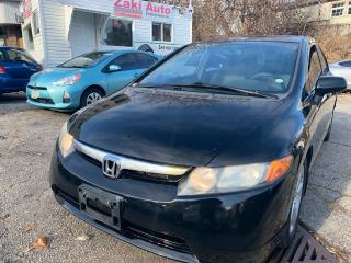 Used 2008 Honda Civic Sunroof/Alloy/Safety included Price for sale in Toronto, ON