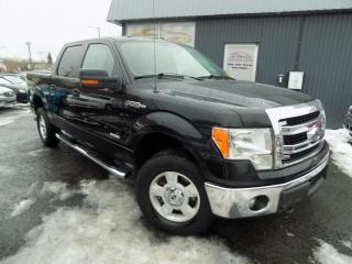 Used 2014 Ford F-150 ***4X4,ECOBOOST,CREWCAB,MAGS,AUTOMATIQUE for sale in Longueuil, QC
