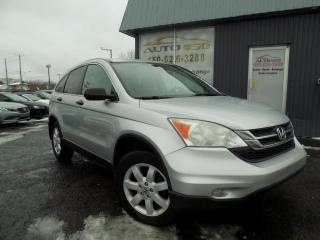 Used 2011 Honda CR-V ***LX,AUTOMATIQUE,XTRA CLEAN,MAGS,A/C*** for sale in Longueuil, QC