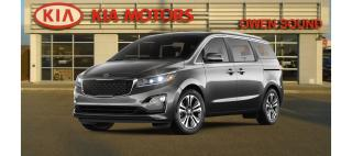 New 2020 Kia Sedona SX for sale in Owen Sound, ON