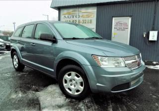 Used 2010 Dodge Journey ***SE,BAS KILOMETRAGE,PNEUS D'HIVER,BLUE for sale in Longueuil, QC