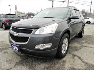 Used 2010 Chevrolet Traverse 1LT AWD for sale in Windsor, ON