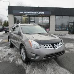Used 2012 Nissan Rogue SV AWD **TOIT OUVRANT** for sale in St-Hubert, QC