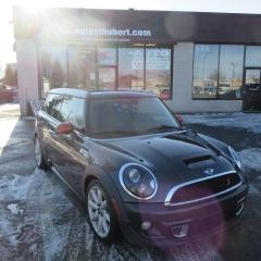 Used 2012 MINI Cooper Clubman COOPER CLUBMAN S JOHN COOPER WORKS for sale in St-Hubert, QC