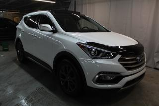 Used 2018 Hyundai Santa Fe Sport 2.0T Ultimate (TOIT,CUIR,NAV) BAS KILO ! for sale in St-Constant, QC